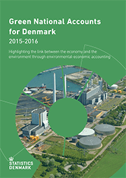 Green National Accounts for Denmark 2015-2016